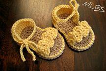 shoes crochet