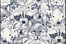 Badgers - Fabric & Patterns