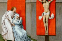Rogier van der Weyden (1399 or 1400 - 1464) / Flemish Art.