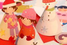 Printables / Kits à imprimer pour fêtes, anniversaires, sweet tables...