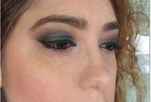 Look Sleek Sparkle 2 / Look marcadoonos verde y negro en t con la paleta de Sleek Sparkle 2