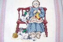 Favorite Handmade Needlework