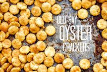 Cracked up! OYSTER CRACKERS