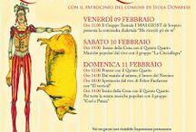 Il Carnevale del Quinto Quarto 9-10 febbraio Isola Dovarese