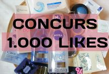 GIVEAWAY / CONCURS