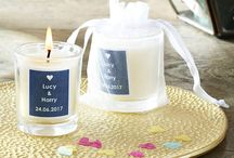 Candles, to give away