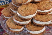 Cookies (Whoopies, Macaroons, filled)