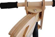 Bici legno arianna