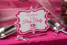 CB Pink Party  / Our Cocoa Brown Pink Party was held in Residence Members Club in Dublin to celebrate a great first year for Cocoa Brown!!