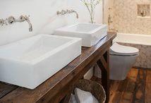 Scrumptious bathrooms