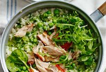 Recipes: Midweek dinners