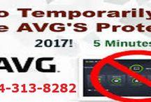 AVG Antivirus Software Temporarily