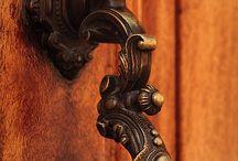 Door handle and different.........