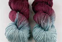 Hand Dyed Yarn Porn