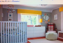 Nursery Inspiration / by Lindy Wertz