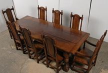 Refectory Dining Set