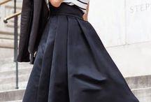 Εμφανίσεις με φούστα