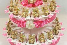 idea torta bomboniera aimaletti