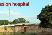 Midwife in Africa / Birth in Africa, hospitals who care for women and babies. Midwives working in Africa. Photos of Kalene Mission Hospital where I worked as a midwife.