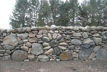 Kivijuttuja / Stonework