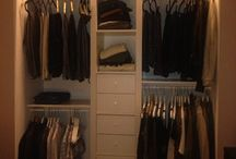 townhouse - closets