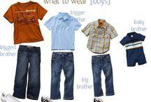 What To Wear - Children.