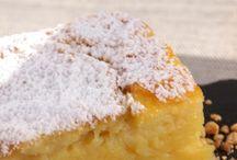 tarta de manzana suave