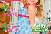 Elira's 5th American Girl Birthday party / by Jonida Kollcaku