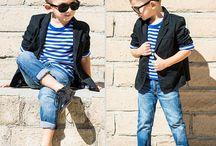 Moda de garotinhos
