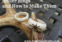 rings by antlers