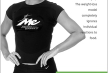 Inspired or challenged / These images are pieces I have designed for Metabolic Effect fitness, leaders in the fat-loss, fitness industry.