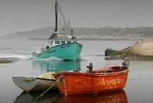 Boats & Trains / Sea vessels & rail trains