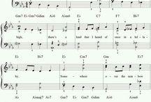 Klavírne noty