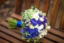 Свадебные букеты / фотографии свадебных букетов