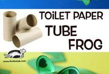 toaletní ruličky