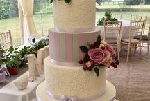 Wedding Cakes / Wedding Cakes created by Kornpreya Emery (Jip) at Jip's Cakes