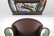 Lænestol/stol