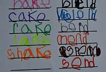 Word Study / by Martha Rogers