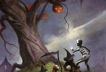 Halloween Kunst / Art
