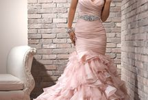 Maggie Sottero Fit and Flare Gowns