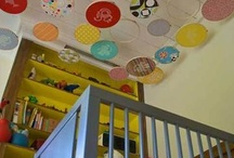 Inspiring Classroom Spaces / Inspiration for room arrangements, center ideas, and beautiful design for the preschool classroom.