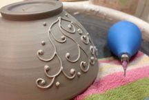 Keramik teknikker der skal prøves