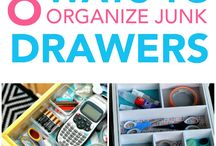 Organization Ideas for the Home and Life