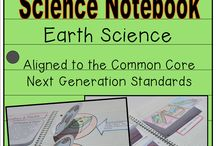 Interactive Science Notebook / by Cynthia J.B.