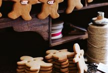 Gingerbread Man Cookies!