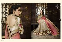 Bollywood Designer Sarees By Smartmegamart - The Fashion Stoppage / Heavy bollywood designer and partywear embroidery sarees