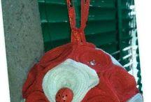 Natale in panno lenci / Articoli natalizi in panno lanci