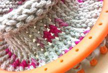 Telai circolari - Knitting ring set