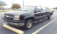 2004 Chevrolet 2500 HD - $13,500 / Make:  Chevrolet Model:  Other Year:  2004  Exterior Color: Black Interior Color: Gray Doors: Four Door Vehicle Condition: Good   Phone:  817-688-1728   For More Info Visit: http://UnitedCarExchange.com/a1/2004-Chevrolet-Other-43704284911