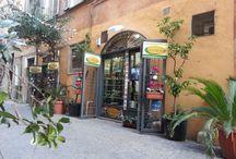 Via Sora Roma Italy